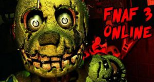 Five Nights at Freddy's 3 Free Online