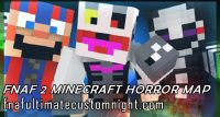 Fnaf 2 Minecraft Horror Map