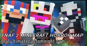 Fnaf 2 Minecraft Horror Map